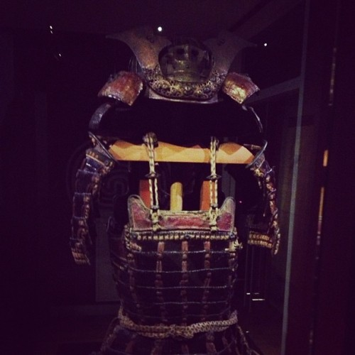 Samurai expo is killer!!  (bij Wereldmuseum)