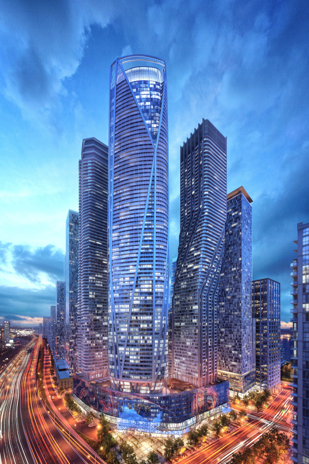 #ARCHITECTURE #RENDERINGS Toronto, Canada | One Yonge | Hariri Pontarini Architects Mastering Autodesk Viz Render 2006: A Resource For Autodesk Architecural Desktop Users 9 new from $47.96 16 used from $8.72 SOURCE | 12.05.2013 | 14.00 High resolution renderings (showcase) http://www.skyscrapercity.com/showthread.php?t=1141539