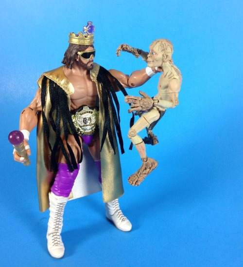 machomanwins:  Return of the Macho King