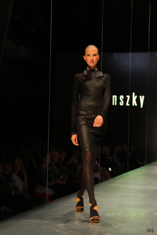 Konsanszky 2012 F/W at MC fashion days 2012