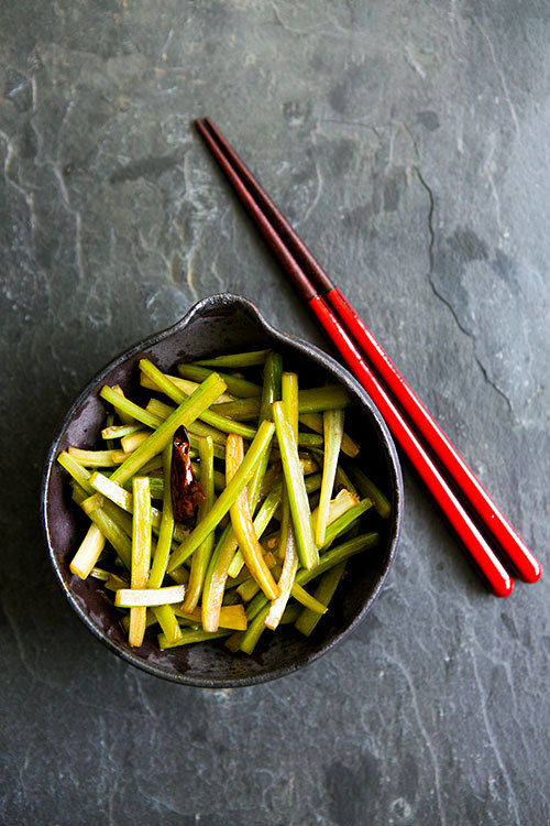 Celery Stir Fry by Simply Recipes