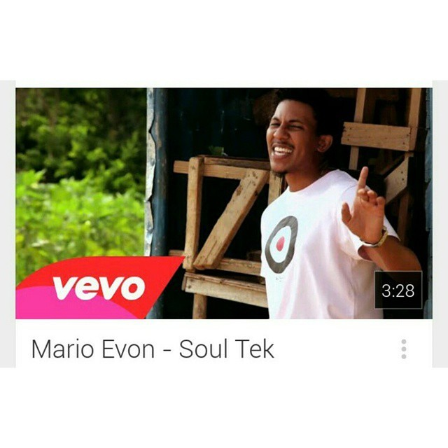 #Success is often perceived as bigger than us, but I believe success is in what appears to be the smaller accomplishments. @MarioEvon is now featured on the popular music video platform #Vevo and #SoulTek is on it. Give di I a strength and subscribe to the channels #MarioEvonVevo and also #MarioEvon, both on #YouTube. Bless up. #NeverStopping #NeverQuitting #Passion #HardWork #iLoveWhatiDo