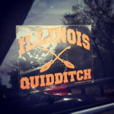 duckduckgooseman:  Need. #harrypotter #quidditch #illinois
