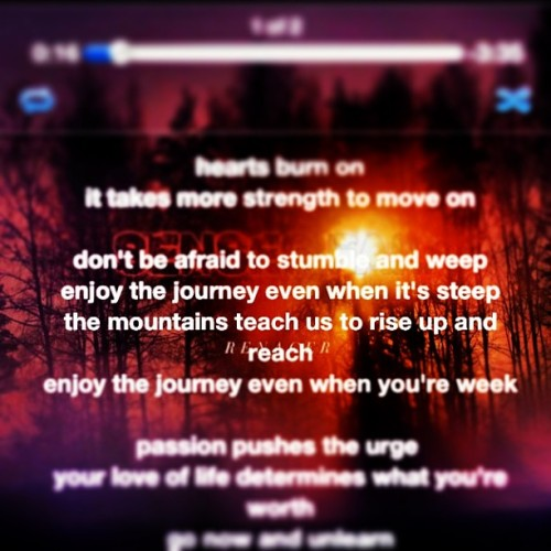 "more ""The Path"" from senses fail man i love this song so much… #senses #fail #sensesfail #buddynielsen #life #true #truth #happy #happiness #good #goodmusic #rock #red #metal #music #punk #path #thepath #awesome #f4f #fff #fuckyeah #followback #follow4follow #followforfollow #cock #notsofattony #jasonblack @budthechud #life"
