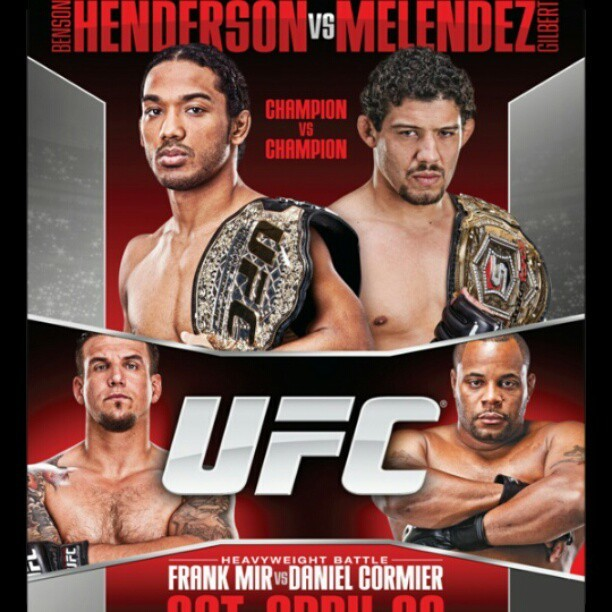 losmobstars:  Can't wait for 4-20-13. Awesome fight card on Fox. #UFC #Foxsports #MMA #UfcOnFox