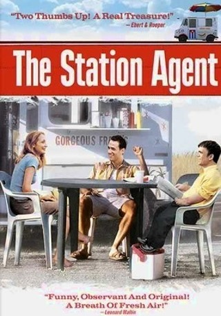 "I'm watching The Station Agent    ""Шикарнейший фильм с Тирионом Ланистером.""                      Check-in to               The Station Agent on GetGlue.com"