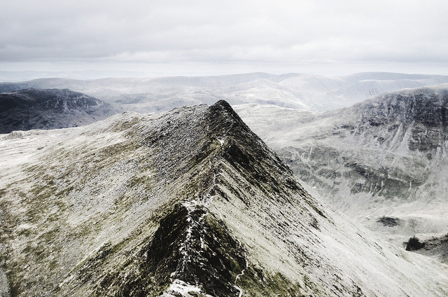 greekg0ds:  Striding Edge by _4BR