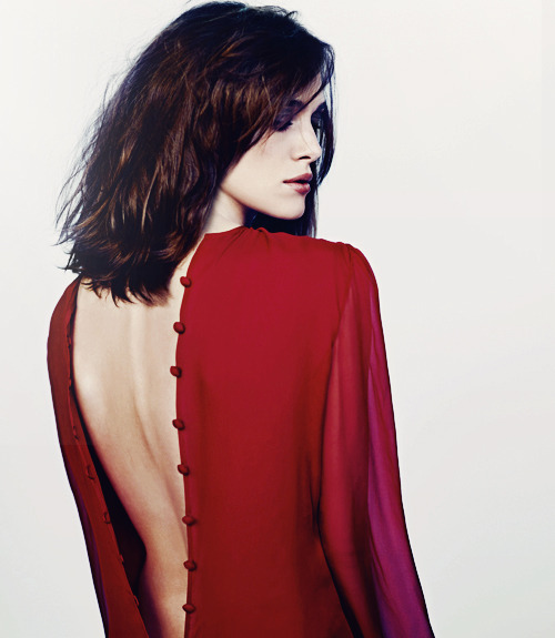 Keira Knightley for Marie Claire (March 2013)