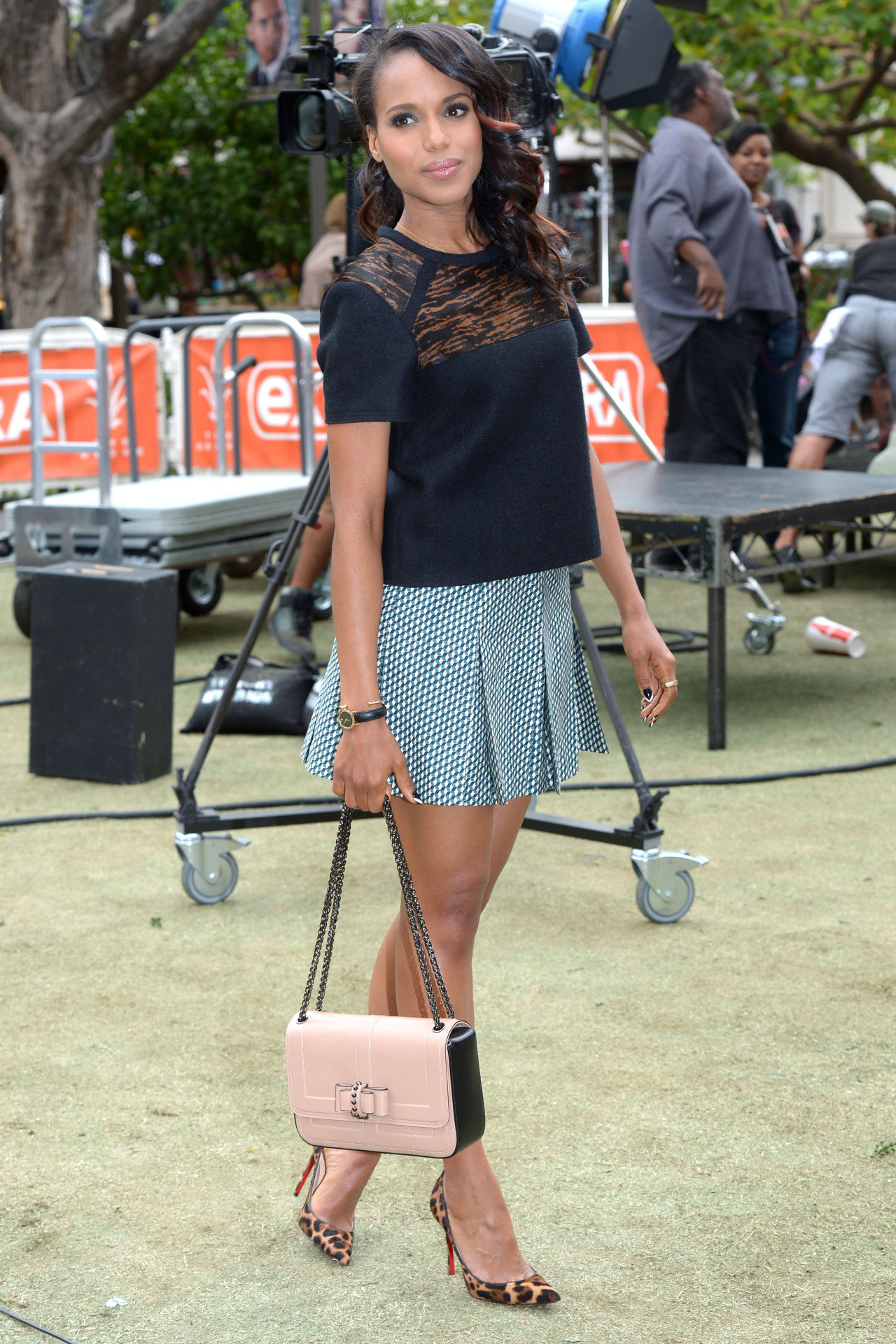 somecelebrities:  Kerry Washington
