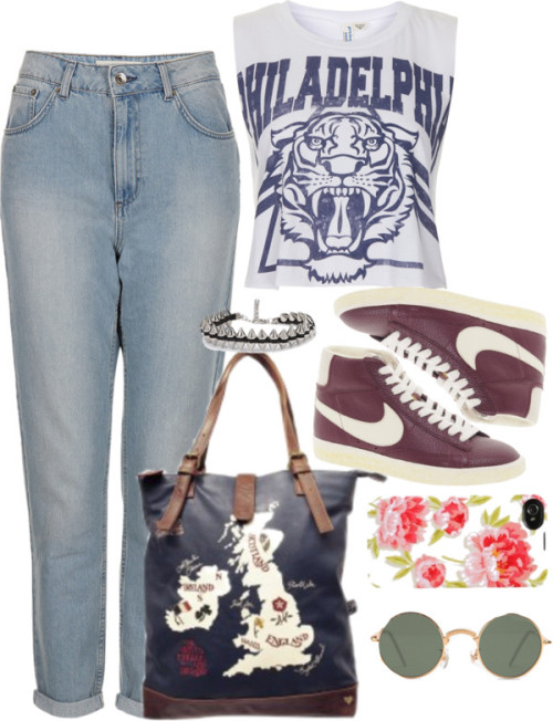 Untitled #336 by ninanesbitt-style featuring forever 21 jewelry
