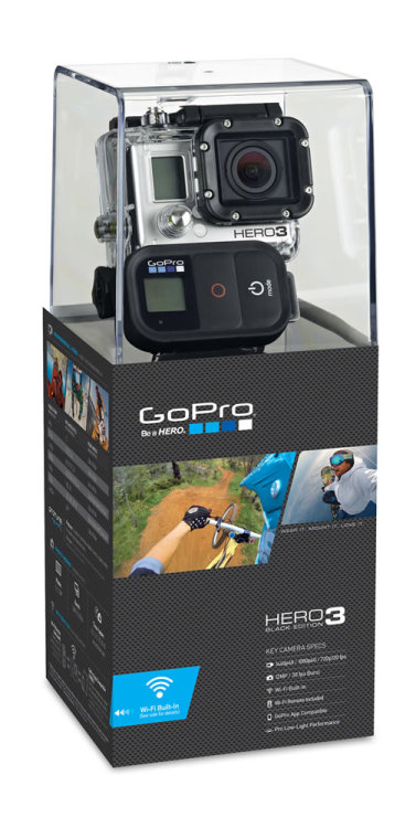 GoPro Hero3 Black Edition and LCD Touch BacPac reviewWhen GoPro announced its Hero3 and we learned about its 4K cinematic capabilities, it inspired awe…View Post