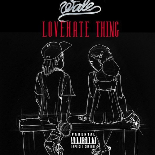 haustenstreet:  Wale - Love Hate Thing  It's a thin line between love and hate. But leave it up to Wale to walk the narrow path on his new…  View Post