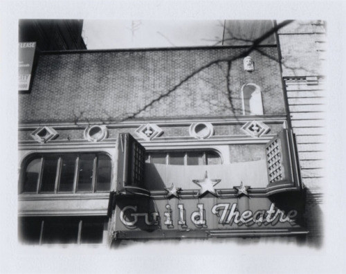 endlesslyenraptured:  Guild Theatre