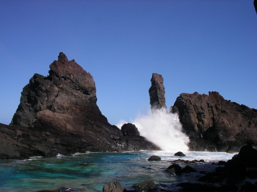 St. Paul's Pool, Pitcairn Islands, UK