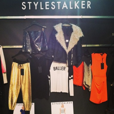 fall @style_stalker is mouth wateringly good. #comingsoon #misskl (at ENK International Fashion Coterie)
