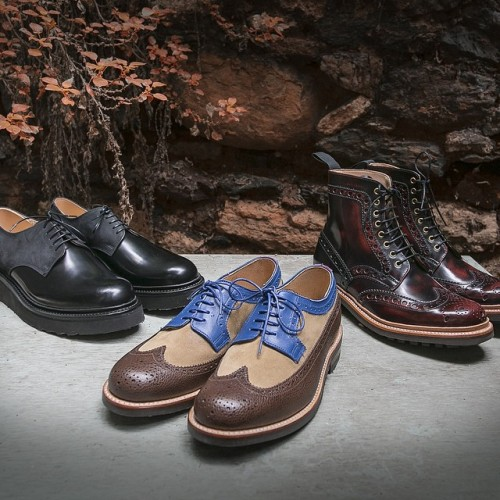 We paired up with Grenson to present a shoe for each different 290 square meters store. From the Zurich commando boot to the Amsterdam brogue, Grenson don't mess around.  #grenson #290squaremeters #290ams #290zur #290ist https://290sqm.com/Brands-Grenson