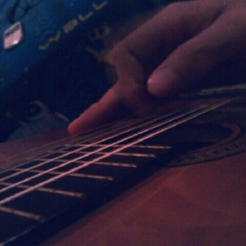 Like being in love #guitar #music