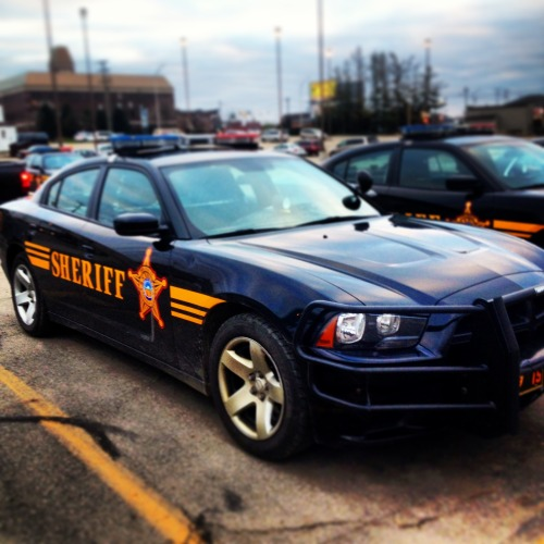 policecars:  2012 Dodge Charger belonging to Ohio's Fairfield County Sheriff's Deparment