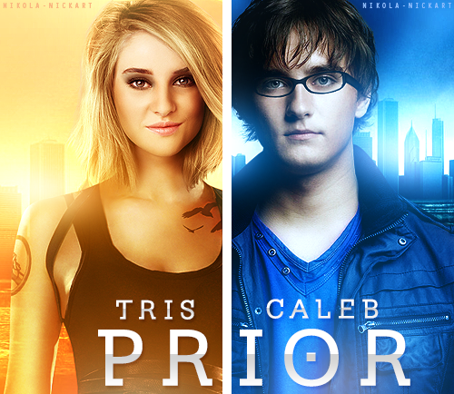 Tris and Caleb Priorrequested by catreadsbooks