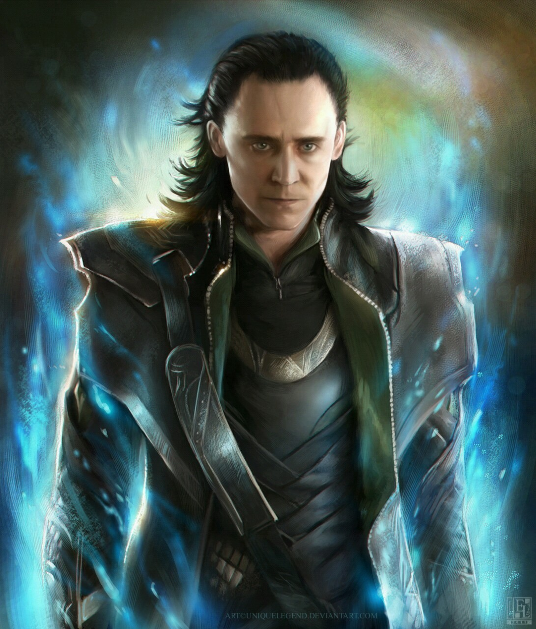 I am Loki, of Asgard and I am burdened with glorious purpose.