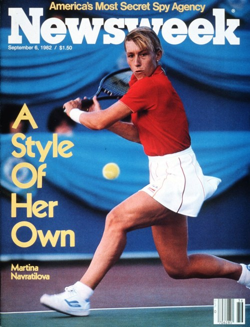 nwkarchivist:  30 Years Before Jason Collins There Was…Martina
