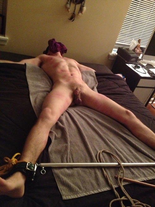 girlsrule-subsdrool:  Done with him for the night.