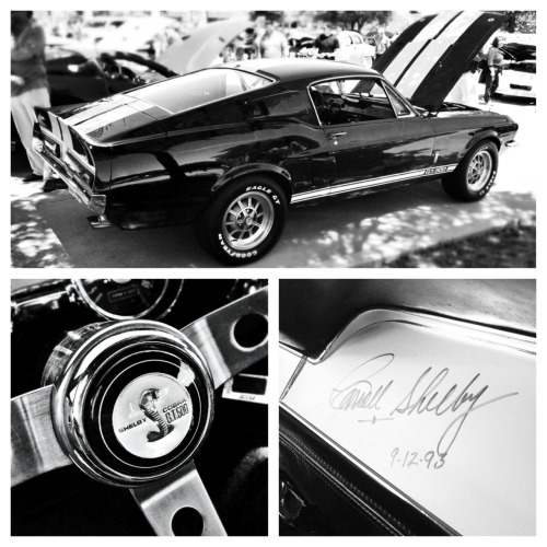 flyingphotog:  1967 Ford Mustang Shelby GT 500