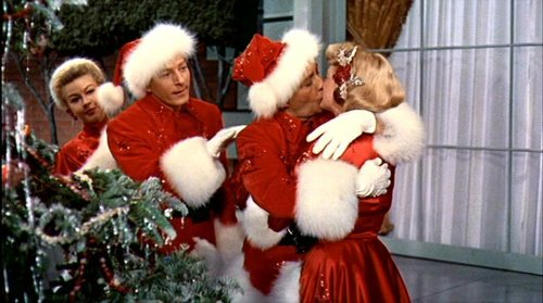 "White Christmas (#126) Well, I've seen this holiday classic now. And if I'm being honest, it was a let down. Bing Crosby and Rosemary Clooney both have gorgeous voices, but the story is boring and not romantic enough to keep me interested. The bits with frightfully skinny Vera-Ellen dancing and Danny Kaye goofing are the best but the film is, on the whole, less a holiday movie and more of a ""Too bad we're not back in WWII and the good ole Army days movie."" (As is more or less stated at the end.) It's fine, but not one I'd seek out to watch again."