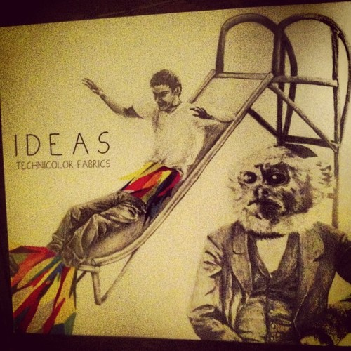 Ideas, technicolor fabrics #indie #mexicano