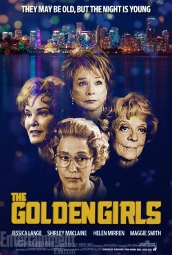 likeynolikey:  Entertainment Weekly's Golden Girls movie im-poster is fun and all, but I was ready to get tix; no likey letdowns.  (For KK)  this should be a thing, but where's meryl?