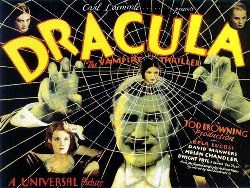 Released 82 years ago today on February 12th, 1931, by Universal Pictures DRACULA starring Bela Lugosi