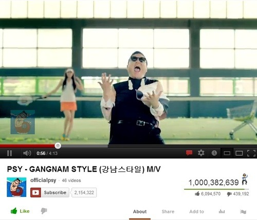 Oppa billion style