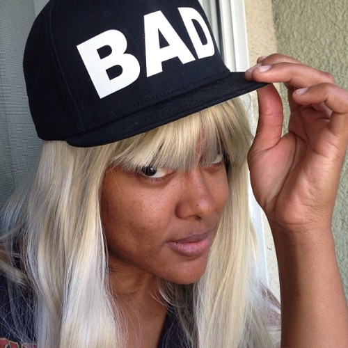 BBB!!!! BAD…BLONDE….BOSSY #BAD #FOREVER21 #fashionkills