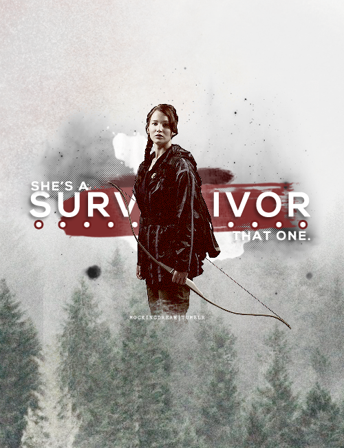 she's a survivor, that one.