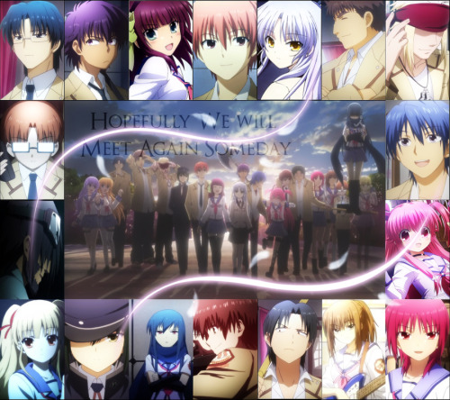 goodybandit-claudita:  Angel Beats…