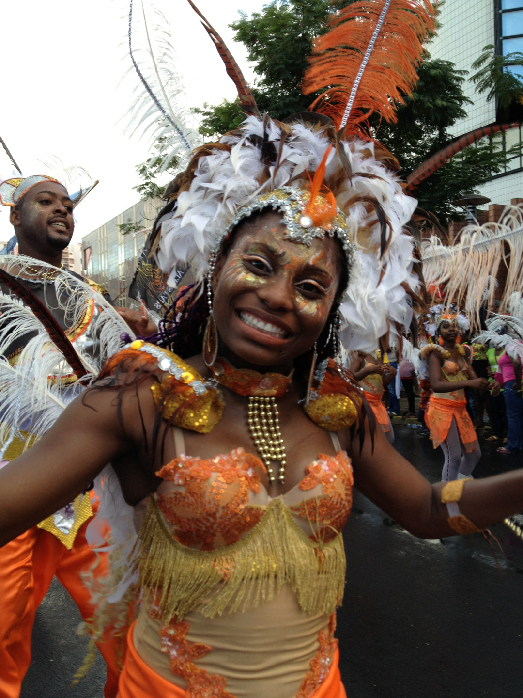 Carnaval de martinique à Fort-de-France