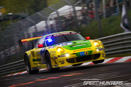 Manthey Team Porsche @ 2013 Nurburgring 24h