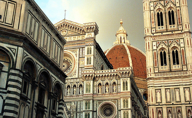 tobecaughtadrift:  firenze! by an unwritten life on Flickr.