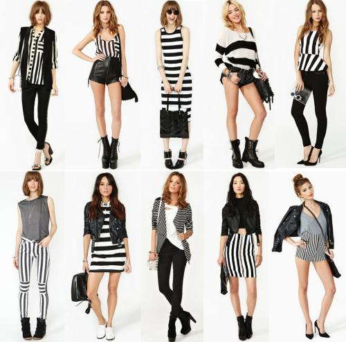 what-do-i-wear:  All this goodness available from Nastygal!
