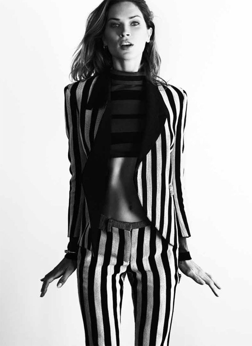 fashionfaves:  Erin Wasson for Glow Magazine