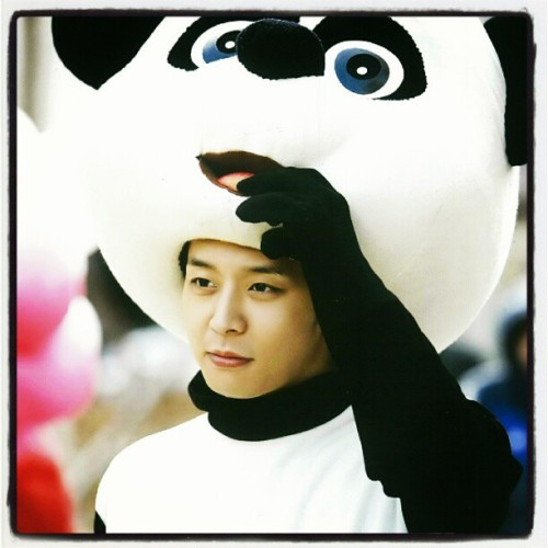 Crown prince to Panda! :>