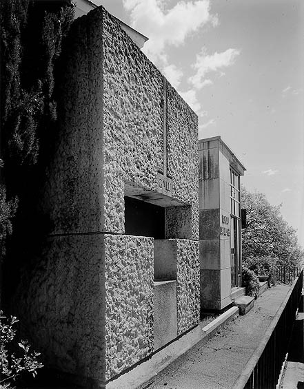 onsomething:  onsomething  Carlo Scarpa | Tomba Galli - cemetery of Sant'Ilario, 1978 Genova Photo by Václav Sedy