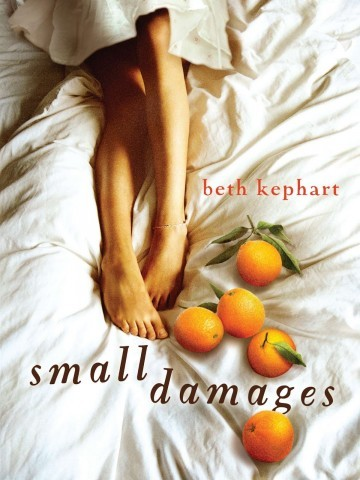 SUMMER IN SPAIN: 'SMALL DAMAGES' BY BETH KEPHARTby Kerry Winfrey http://bit.ly/XvbIQm