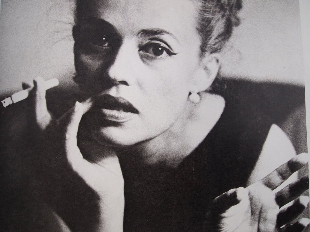 vikotje:  Jeanne Moreau for Vogue