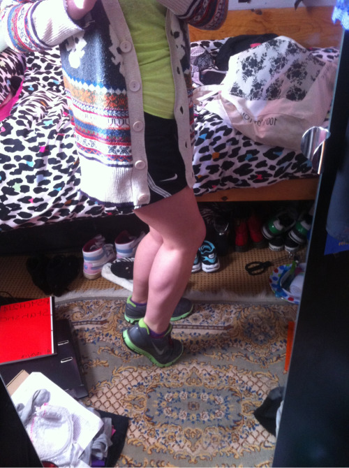 Definite calf progress :-)