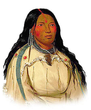 Picture of a Cree Woman Picture of Cree Native American – Description and Points of Interest native art, native american jewelry, native american rings, turquoise crafts, student loans, debt financing, native american astrology, native horoscopes, student debt, Indian Genealogy Records, family tree, native heritage, native jobs, native study, native students, native american university, grant The name of the artist is George Catlin (1796-1872). The picture, depicting traditional dress, provides the opportunity to study the culture and clothing of this Native American Indian woman. The name of the Native Indian woman in the picture is Tow-ée-ka-wet, a Cree woman painted in 1832. The picture of her raises different points of interest which increase knowledge and understanding of Native Indian tribes: