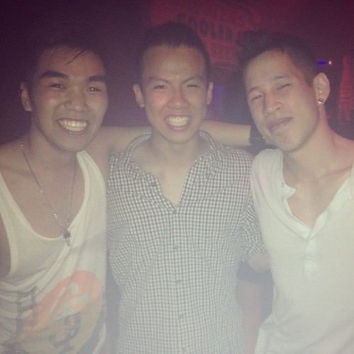 imvanntastic:  BIRTHDAY BOYS! Triple threat ;)
