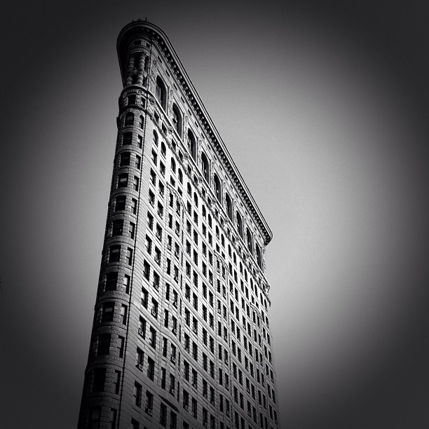 Flatiron - I never tire of this icon.  (at Flatiron Building)