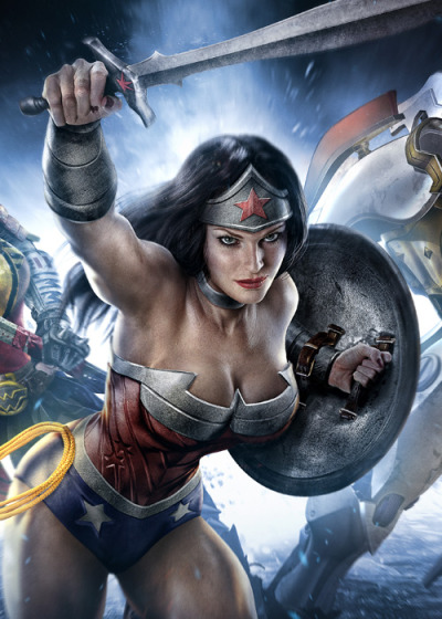 gamefreaksnz:   Infinite Crisis closed beta begins next week  Warner Bros. are seeking sign-ups for the Infinite Crisis closed beta which kicks off May 8.