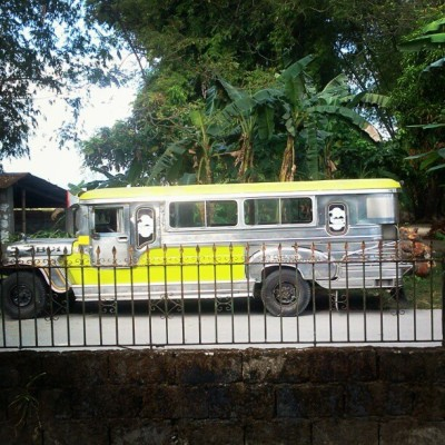 #jeepney only in the #philippines.  :D #instadaily